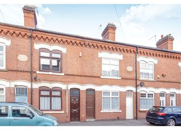 Thumbnail 3 bedroom terraced house for sale in Nedham Street, Highfields, Leicester
