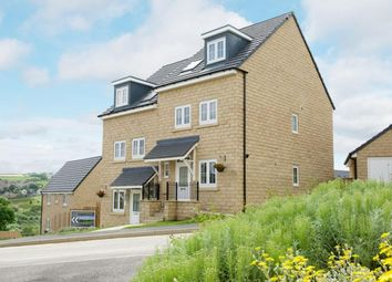 "Thumbnail 3 bed semi-detached house for sale in ""Padstow"" at North Dean Avenue, Keighley"