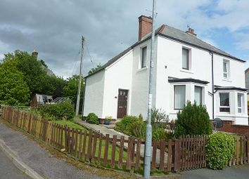 Thumbnail 2 bed semi-detached house for sale in Glendyne Place, Sanquhar