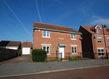 Thumbnail 4 bedroom detached house for sale in Barmoor Drive, Gosforth, Newcastle Upon Tyne