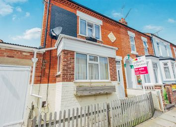 Thumbnail 3 bed terraced house for sale in Cecil Road, Northampton