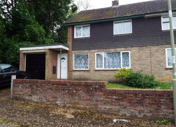 Thumbnail 3 bed semi-detached house for sale in Balmoral Avenue, Banbury, Oxfordshire