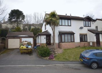 Thumbnail 2 bed semi-detached house to rent in Oaklands View, Greenmeadow, Cwmbran