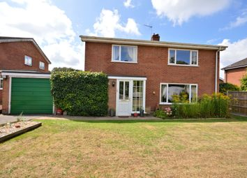 Thumbnail 4 bed link-detached house for sale in Sheddick Court, Dereham