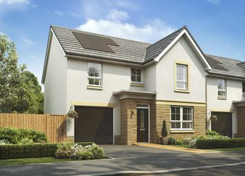 "Thumbnail 4 bed detached house for sale in ""Dalmally"" at Malletsheugh Road, Newton Mearns, Glasgow"