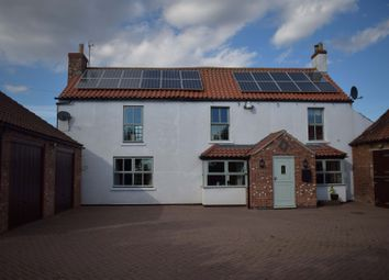 Thumbnail 3 bed detached house for sale in Fillingham Road, Willingham By Stow, Gainsborough