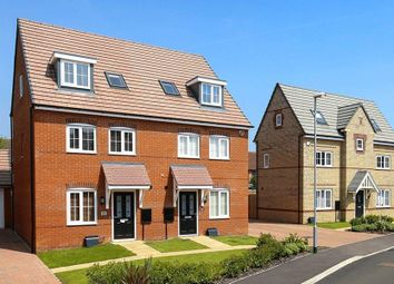 Thumbnail 4 bed semi-detached house for sale in Hendrey Place, Godmanchester, Huntingdon