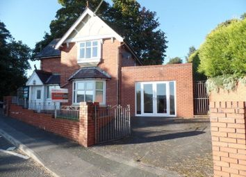 Thumbnail 4 bed detached house for sale in Gwaunfarren Lodge, Alexandra Avenue, Merthyr
