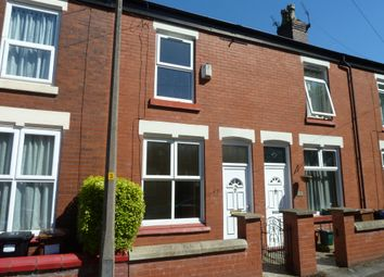 Thumbnail 2 bed terraced house to rent in Lorne Grove, Stockport