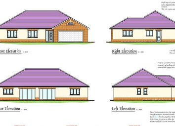 Thumbnail 3 bed detached bungalow for sale in Land Adj Cae Llwyni, Sarnau, Cardigan