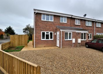 Thumbnail 2 bed end terrace house for sale in Bristol Road, Bicester