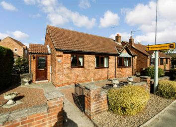 Thumbnail 2 bed detached bungalow for sale in Main Street, Cranswick, Driffield