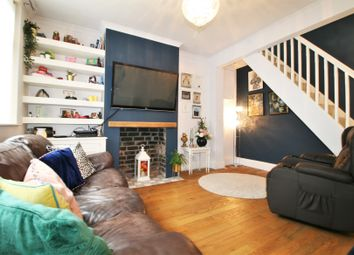 Thumbnail 2 bed terraced house for sale in Appletree Road, Stanfree, Chesterfield
