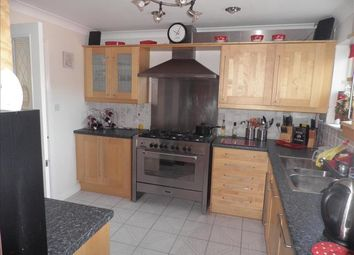 Thumbnail 5 bedroom detached house for sale in Chapel Gardens, Eastrea, Peterborough