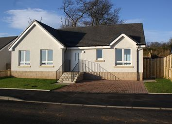 Thumbnail 3 bed detached bungalow for sale in 20 Eastlands Park, Rothesay, Isle Of Bute