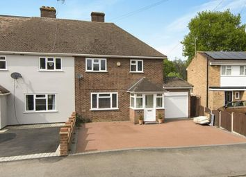 Thumbnail 3 bed end terrace house for sale in Warley, Brentwood, Essex