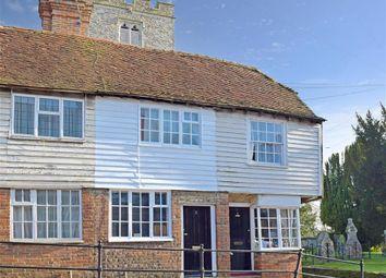 Thumbnail 2 bed terraced house for sale in High Street, Staplehurst, Kent