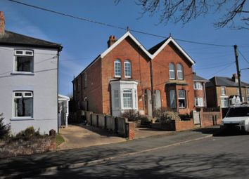 Thumbnail 3 bed semi-detached house for sale in Lower Church Road, Gurnard, Cowes