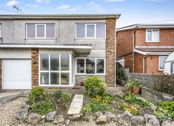 Thumbnail 4 bedroom semi-detached house for sale in Bishopston Road, Bishopston, Swansea