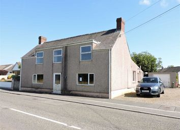 Thumbnail 3 bed detached house for sale in Pwlltrap, St. Clears, Carmarthen