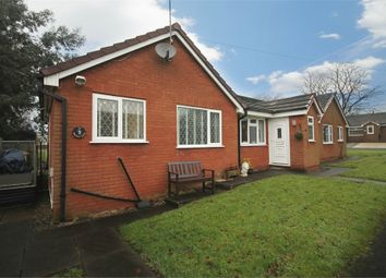 Thumbnail 1 bed terraced bungalow for sale in Westcott Close, Harwood, Bolton, Lancashire