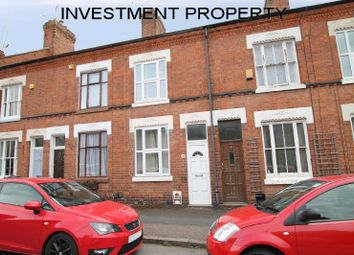 Thumbnail 3 bed terraced house for sale in Howard Road, Clarendon Park, Leicester