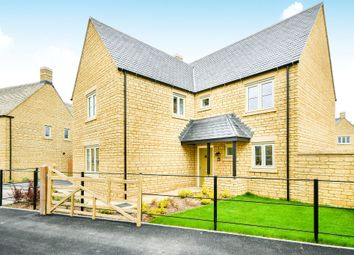 Thumbnail 5 bed detached house for sale in Trubshaw Way, Fairford