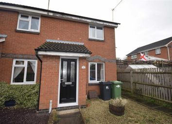 Thumbnail 2 bed semi-detached house for sale in Walcote Close, Belper