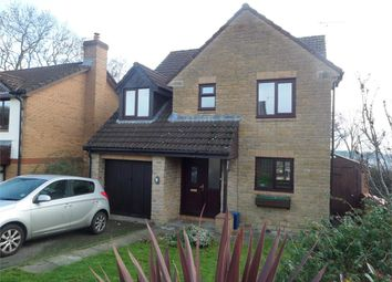 Thumbnail 4 bed detached house to rent in Hopewell Close, Bulwark, Chepstow