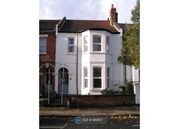 Thumbnail 3 bed flat to rent in Nevis Road, London