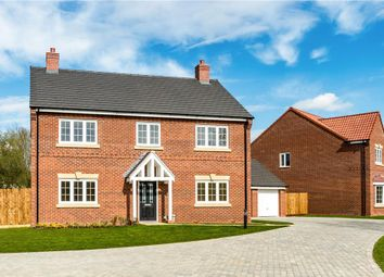 "Thumbnail 5 bed detached house for sale in ""Thornbridge"" at Starflower Way, Mickleover, Derby"