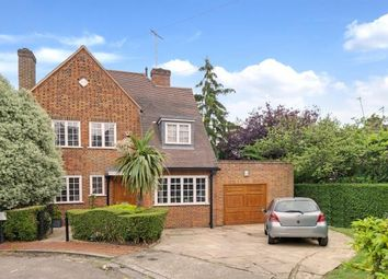 Thumbnail 6 bed detached house for sale in The Leys, Hampstead Garden Suburb, London