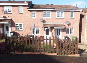 Thumbnail 2 bed terraced house to rent in Ironstone Close, Bream, Lydney, Gloucestershire