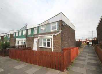 Thumbnail 3 bed terraced house to rent in Hertford, Low Fell, Gateshead