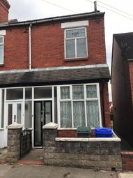 Thumbnail 2 bed end terrace house to rent in Gresty Road, Hartshill, Stoke On Trent
