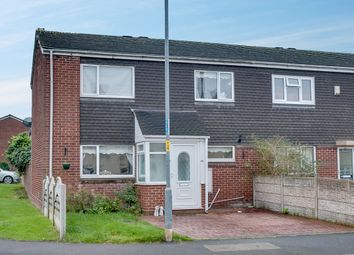 Thumbnail 3 bed end terrace house for sale in Woodrow Lane, Catshill, Bromsgrove