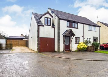 Thumbnail 4 bed semi-detached house for sale in Hollybush Close, Acton Turville, Badminton