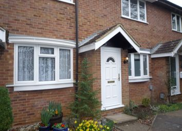 Thumbnail 2 bed terraced house to rent in Wheatsheaf Drive, Ware
