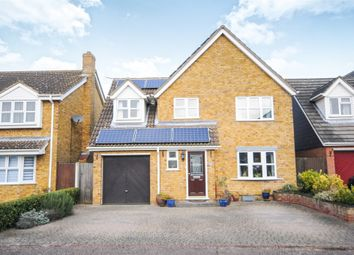 Thumbnail 5 bedroom detached house for sale in Barnaby Rudge, Chelmsford