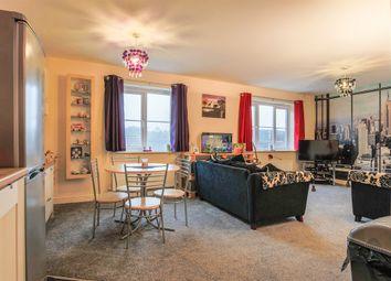 Thumbnail 2 bedroom flat for sale in Primrose Close, Leek