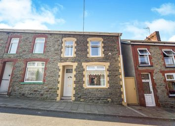 Thumbnail 3 bed end terrace house for sale in Prichard Street, Tonyrefail, Porth