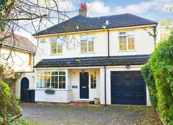 Thumbnail 4 bed detached house for sale in Pannal Road, Follifoot, Harrogate