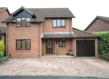Thumbnail 4 bedroom detached house for sale in Pimento Drive, Earley, Reading