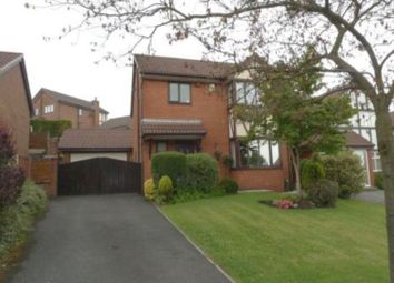 Thumbnail 4 bedroom detached house to rent in Templecombe Drive, Bolton