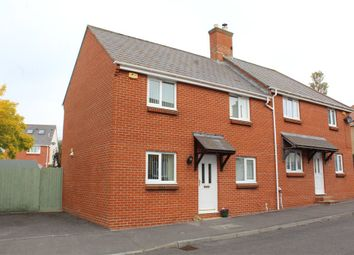 Thumbnail 3 bed semi-detached house for sale in Foxglove Way, Meadowlands, Bridport, Dorset