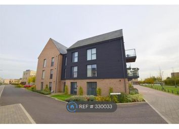 Thumbnail 2 bed flat to rent in Vicarage Way, Cambridge