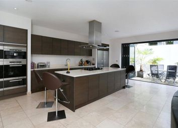Thumbnail 5 bedroom semi-detached house for sale in Currie Hill Close, Wimbledon