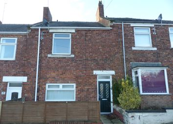 Thumbnail 2 bedroom terraced house to rent in Prospect Terrace, Chester Le Street
