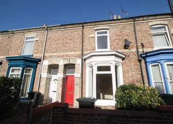 Thumbnail 3 bedroom terraced house to rent in Vyner Street, York