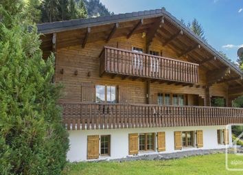 Thumbnail 7 bed chalet for sale in Montriond, Haute Savoie, France, 74110